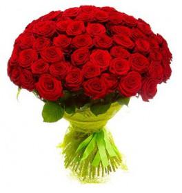 101 роза с доставкой по Нижнему Новгороду